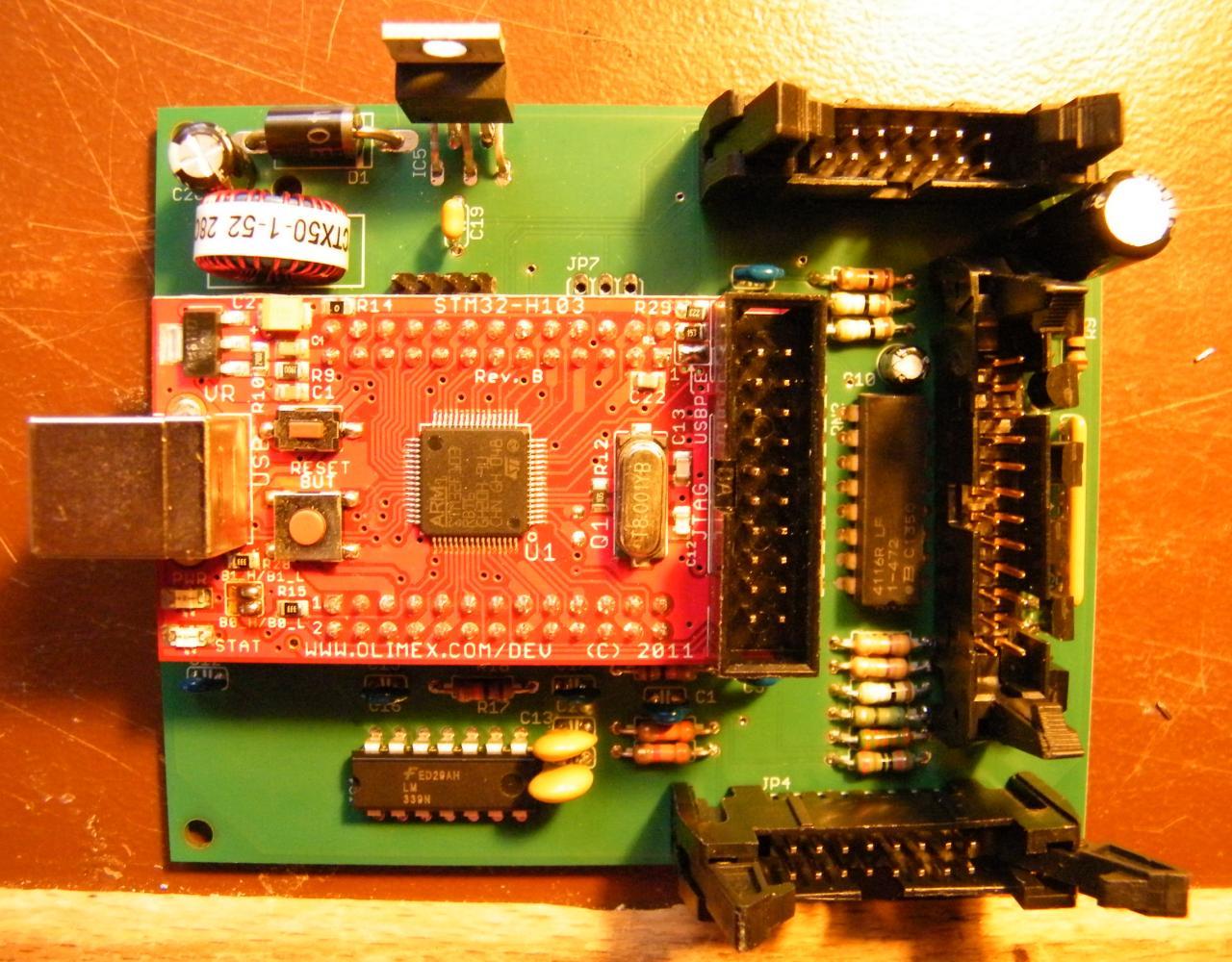 Home - openinverter org - Open Source AC motor inverter