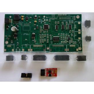 Tesla™ LDU drop-in logic board (community edition)